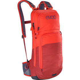 EVOC CC Lite Performance Backpack 10l, orange/chili red
